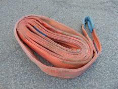 Austin & Mclean 19.2 Tonne 10m Recovery Flat Sling