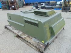 Composite Vehicle Roof c/w Hatch etc
