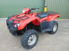 Honda TRX 500 4WD Quad Bike ONLY 2,300 HOURS!