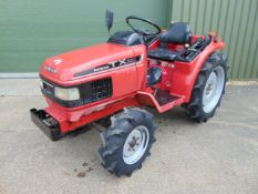 Honda TX20 4WD Compact Tractor ONLY 945 HOURS!