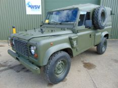 1998 Land Rover Wolf 110 Hard Top with Remus upgrade
