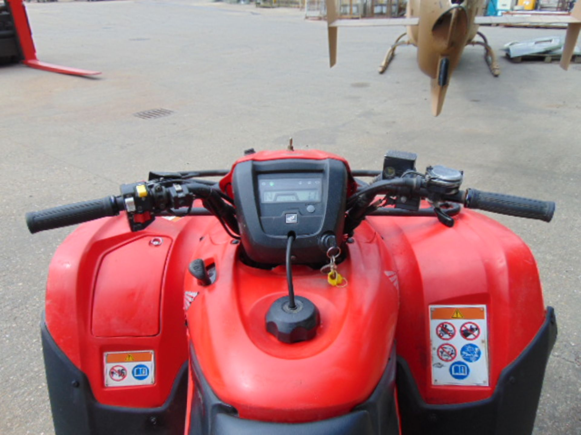 Honda TRX 500 4WD Quad Bike ONLY 2,300 HOURS! - Image 11 of 20