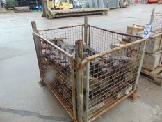 1X STILLAGE OF ARMOURED FIGHTING VEHICLE TRACK