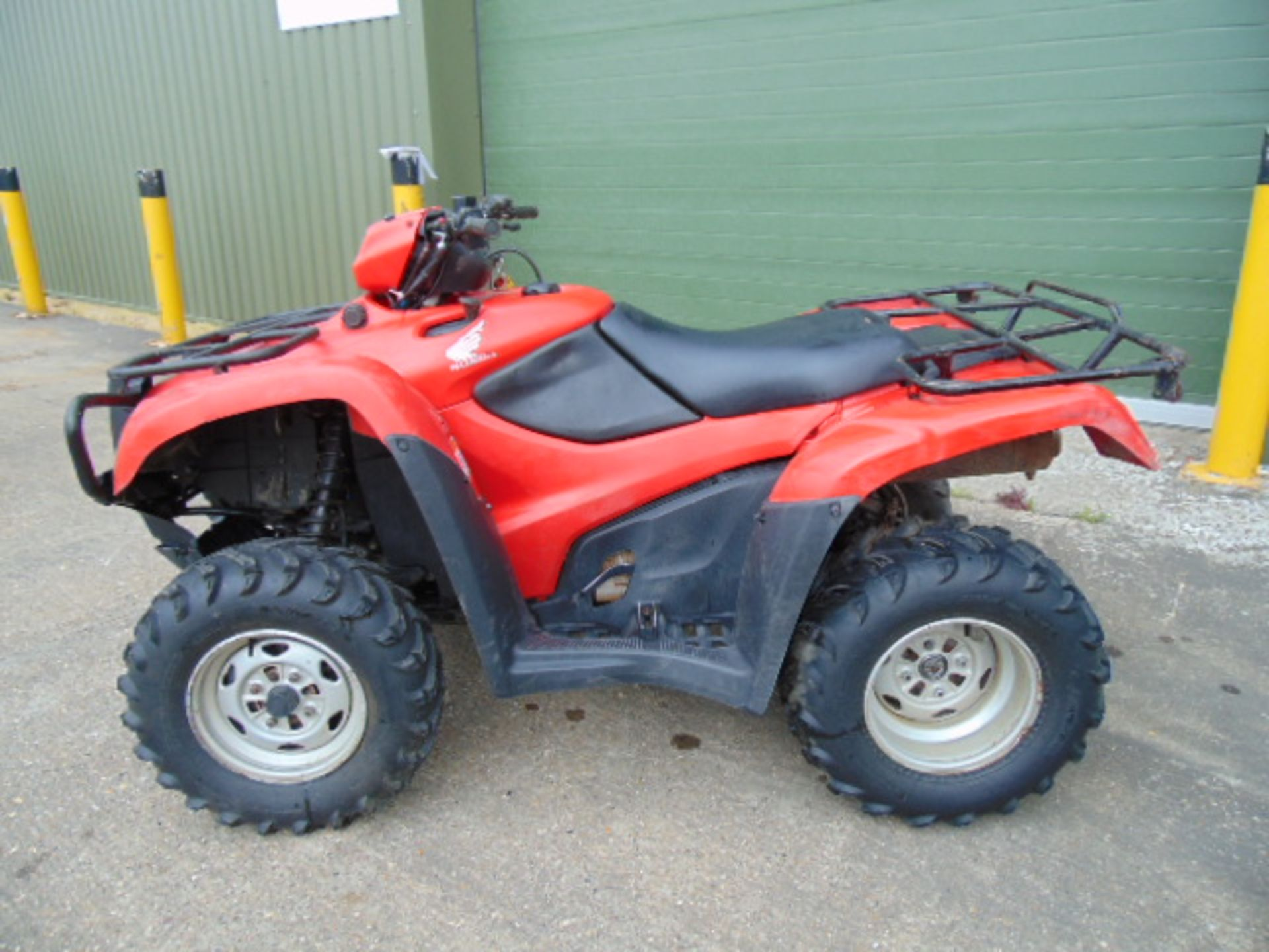 Honda TRX 500 4WD Quad Bike ONLY 2,300 HOURS! - Image 5 of 20