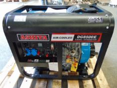 ** BRAND NEW ** Unused DG8500E 8 KVA Diesel Generator