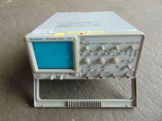 Instek Oscilloscope GOS-6112, 100MHz