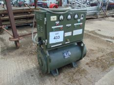 15 KVA 400 CPS GROUND POWER UNIT C/W CABLE
