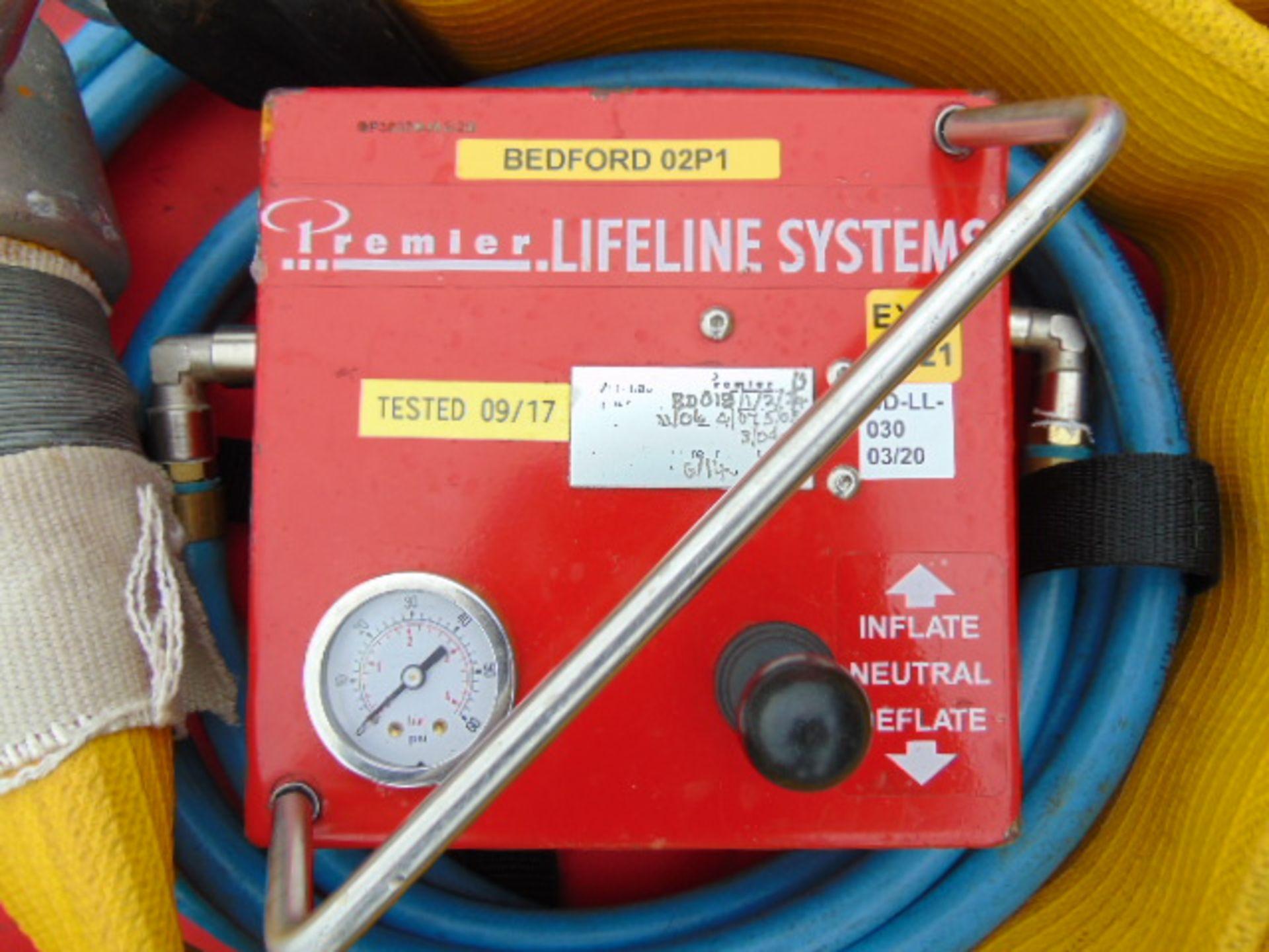 QTY 1 x Premier Lifeline Hose Inflation System - Image 3 of 4