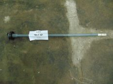 GAZELLE SHAFT REAR PART N.341A34-1114-06N