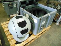 FLIR Ultra 4000 Turret Thermal Camera as Fitted to Seaking etc C/W Transit Case as shown