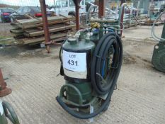 LYNX TURBINE WASH UNIT C/W PUMP