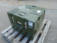 Large Heavy Duty Transit Box with Removeable Foam Insert