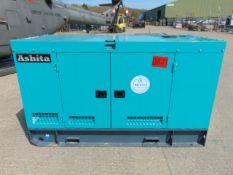 2020 UNISSUED 50 KVA 3 Phase Silent Diesel Generator Set. This generator is 3 phase 380 volt 50 Hz