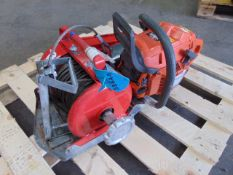 Husqvarna 371XP portable forestry Winch/Chainsaw