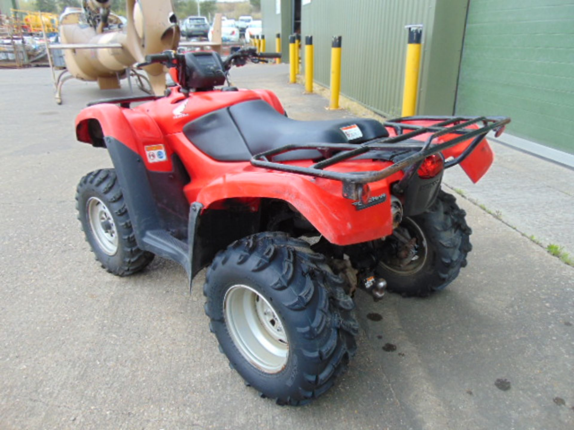 Honda TRX 500 4WD Quad Bike ONLY 2,300 HOURS! - Image 6 of 20