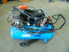 ABAC B 2800B-60 cm 3 V240 Kompex Mobile Air Compressor