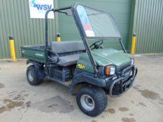 Kawasaki Diesel 3010 Mule with Power Steering