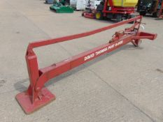 David Thomas Tractor Mounted Post Knocker / Driver