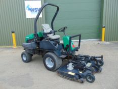 2012 Ransomes HR300T 4x4 Turbo Diesel Upfront Rotary Mower