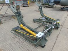 AIRCRAFT HYDRAULIC LOADING TROLLEY COMPLETE