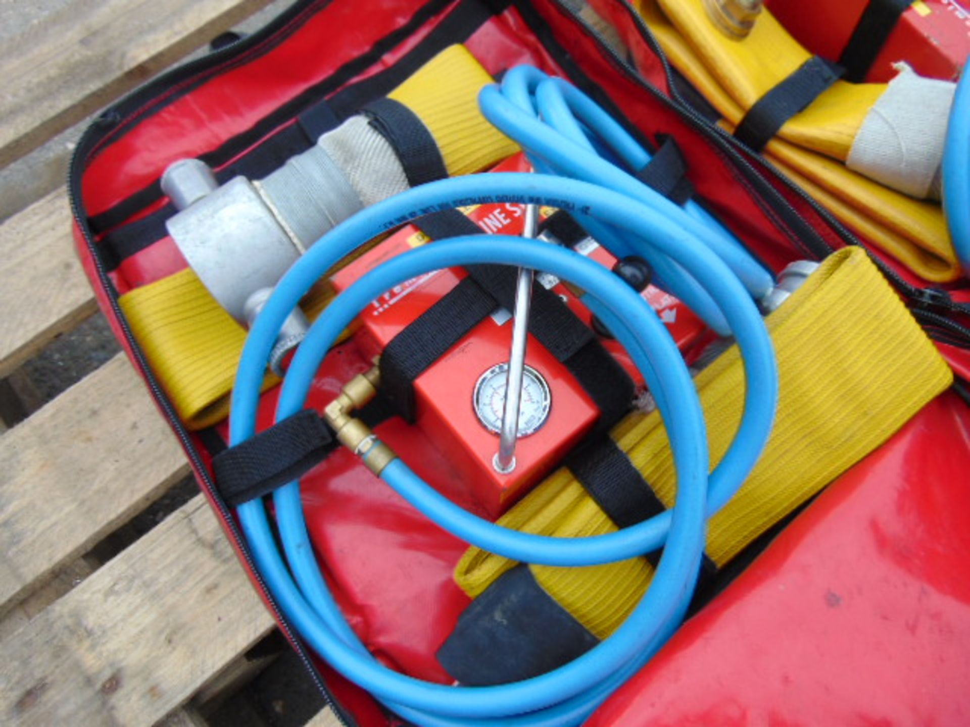 QTY 2 x Premier Lifeline Hose Inflation Systems - Image 3 of 4
