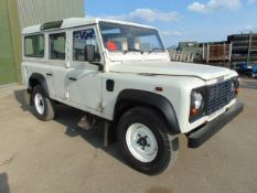 1 Owner Land Rover Defender 110 TD5 Station Wagon ONLY 86,487 MILES!