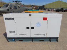 2020 UNISSUED 70 KVA 3 Phase Silent Diesel Generator Set. This generator is 3 phase 380 volt 50 Hz