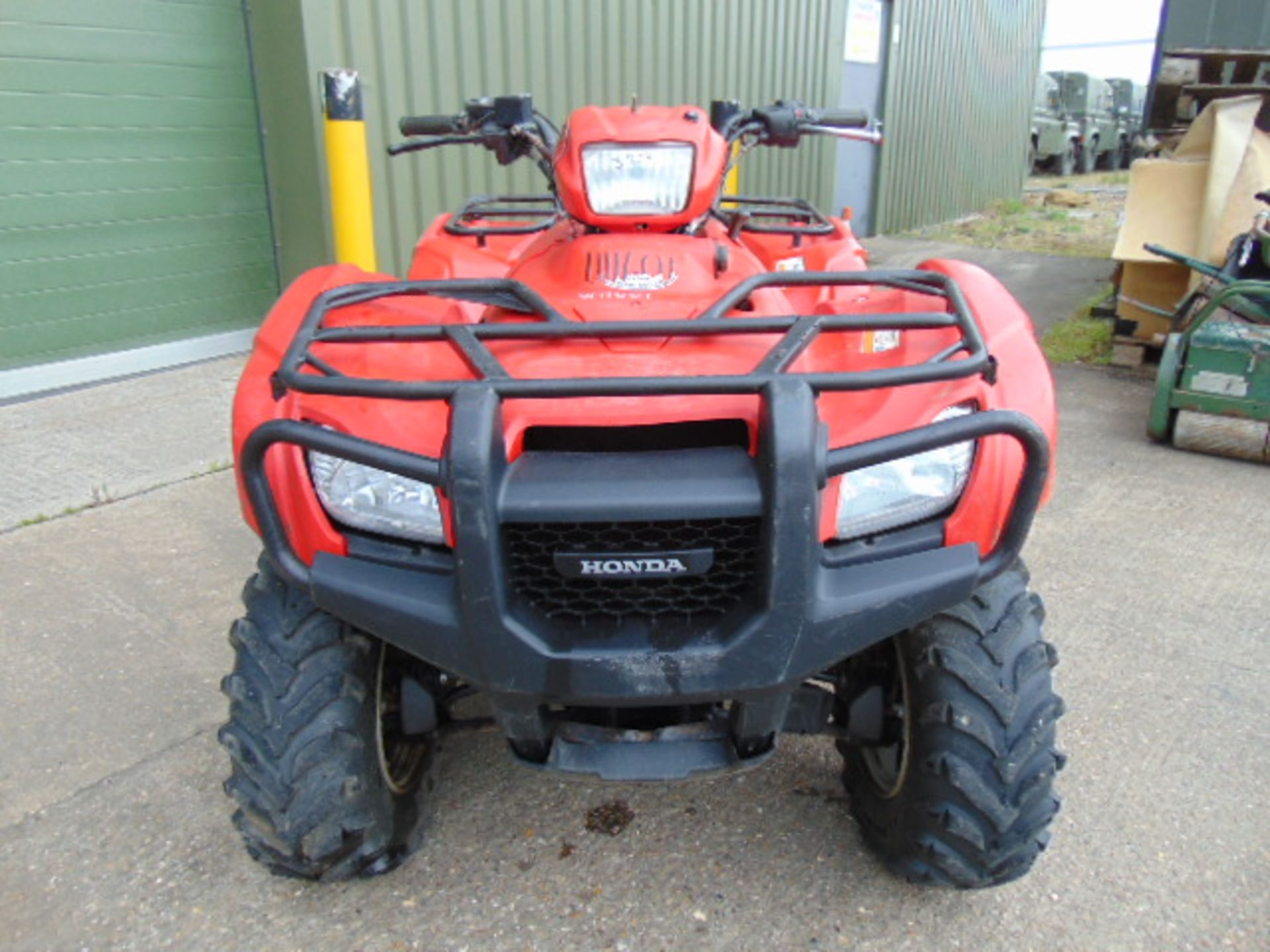 Honda TRX 500 4WD Quad Bike ONLY 2,300 HOURS! - Image 2 of 20