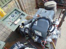 Markon B105D 5 KVA lister/petter electric start 240/120 volt 50 HZ Diesel Generator