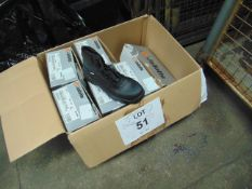 6X PAIRS OF JALLATTE BOOTS UNISSUED size 40/ 6.5