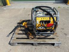 JCB Beaver Hydraulic Power Pack & Hydraulic Breaker