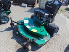 2015 BOBCAT HYDRODRIVE 52 INCHES MOWER FROM UK GOVT CONTRACT. 1287 HOURS ONLY