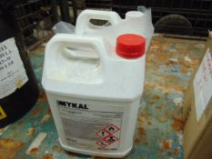2 x Unissued 5L Drums of Mykal Electrical & Cable Cleaner/Degreaser
