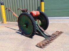 Vintage Oxford Allen Scythe Petrol Mower