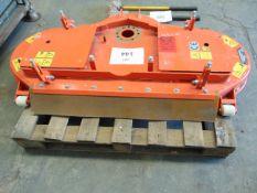 Kubota 150H Mower Deck Unused as shown