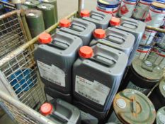 15 x Unissued Drums of Castrol Alpha SP 320 20L Industrial Gear Oil