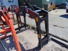 2 Tonne Hydraulic Block Grab