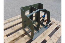 Vehicle Twin Jerry Can Rack