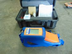 CROWCON GAS-TEC MK5 FID HYDROCARBON GAS DETECTOR IN PELLI CASE