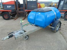 Water Bowser Trailer