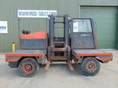 Linde S60 Sideloader Diesel Forklift