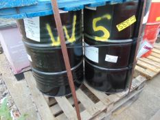 2 x Unissued 205L Drums of Clearway 3 General Purpose De-Icer