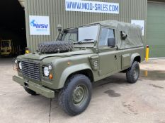 1997 Land Rover Wolf 110 Soft Top with Remus upgrade ONLY 141,383km!