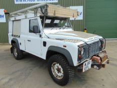 2011 Land Rover Defender 110 Puma hardtop 4x4 Utility vehicle