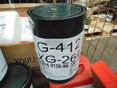 1 x Unissued 3Kg Drum of XG-264 Multi Purpose Grease
