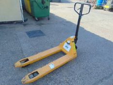 2000 Kgs Pallet Truck from the MOD