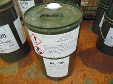 1 x Unissued 25L Drum of AL-39 Ethylene Antifreeze