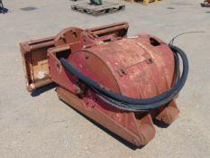 Bobcat Hydraulic Patch Planer