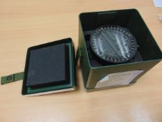 EXTREMELY RARE AND COLLECTABLE S.I.R.S CANOE COMPASS AS USED BY THE SAS & ROYAL NARINES