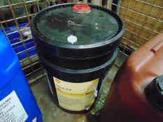 1 x Unissued 20L Drum of SHELL Corena S2 P100 Compressor Oil